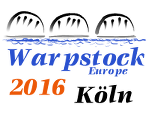 Warpstock Cologne 2016
